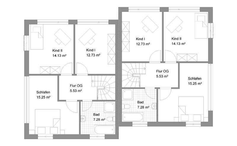 haus auerberg deura. Black Bedroom Furniture Sets. Home Design Ideas