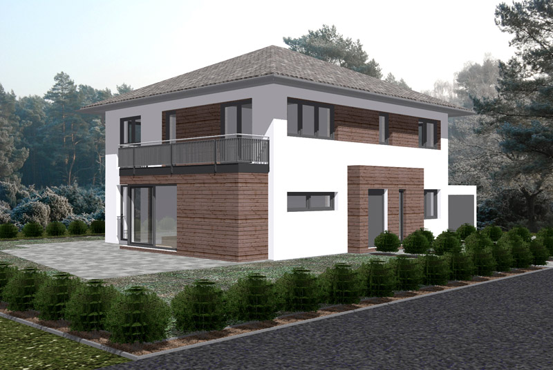 einfamilienhaus bei nidderau deura. Black Bedroom Furniture Sets. Home Design Ideas