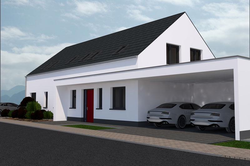 Einfamilienhaus in Büßleben Deura