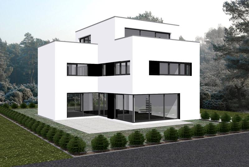 Einfamilienhaus in bad nauheim deura for Grundriss einfamilienhaus 2 vollgeschosse